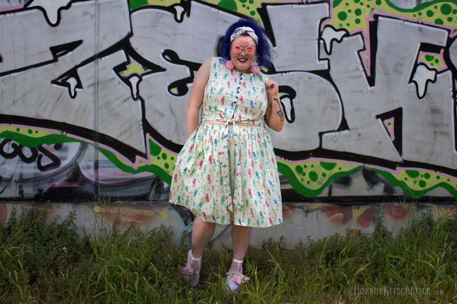 f35100ca7c5e Kobi Jae of Plus Size Blog Horror Kitsch Bitch Reviews Etsy Plus Size  Custom Seller Hearts